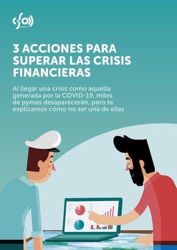 CFO - 3 acciones para superar las crisis financieras - Portada 2D